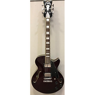 D'Angelico Premier Series SS Hollow Body Electric Guitar