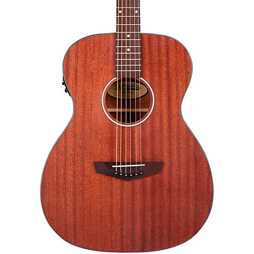 D'Angelico Premier Series Tammany LS Orchestra Acoustic-Electric Guitar Mahogany Satin
