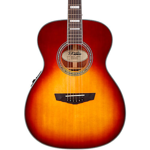 D'Angelico Premier Series Tammany Orchestra Acoustic-Electric Guitar Iced Tea Burst