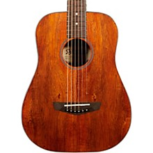 D'Angelico Premier Utica Koa Mini Acoustic Guitar