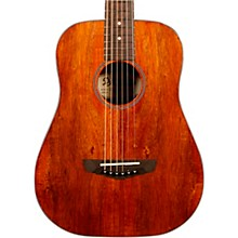 Open BoxD'Angelico Premier Utica Mini Acoustic Guitar With Mahogany Arched Back