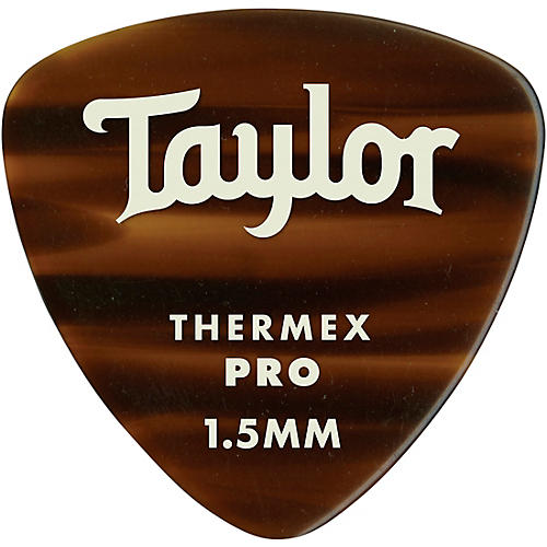 Taylor Premium 346 Thermex Pro Picks Tortoise Shell 6-Pack