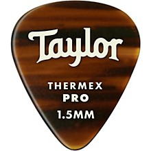 Taylor Premium 351 Thermex Pro Picks Tortoise Shell 6-Pack