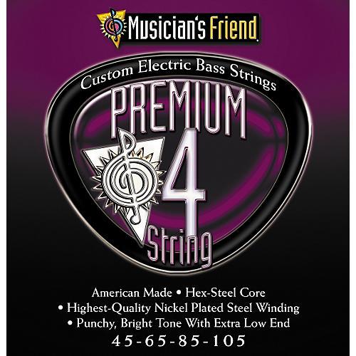 Musician's Friend Premium 4 String Bass Twin Pack