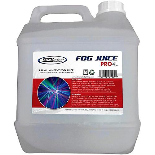 Eliminator Lighting Premium Light Duty Eco Fog Juice
