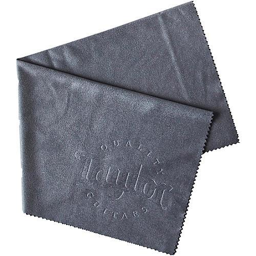 Taylor Premium Suede Microfibre Cloth 12 x 15 Gray