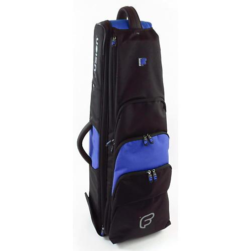 Fusion Premium Tenor Trombone Bag Black and Blue