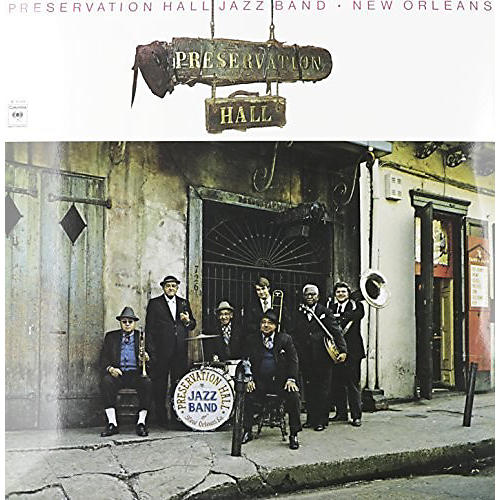 Alliance Preservation Hall Jazz Band - New Orleans