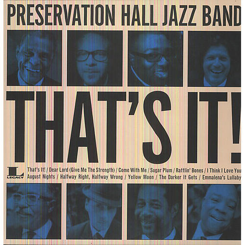 Alliance Preservation Hall Jazz Band - That's It