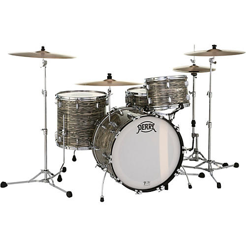 Pearl President Series Deluxe 3-Piece Shell Pack with 22 in. Bass Drum Desert Ripple