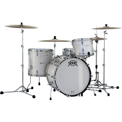 Pearl President Series Phenolic 4-Piece Shell Pack with Cases