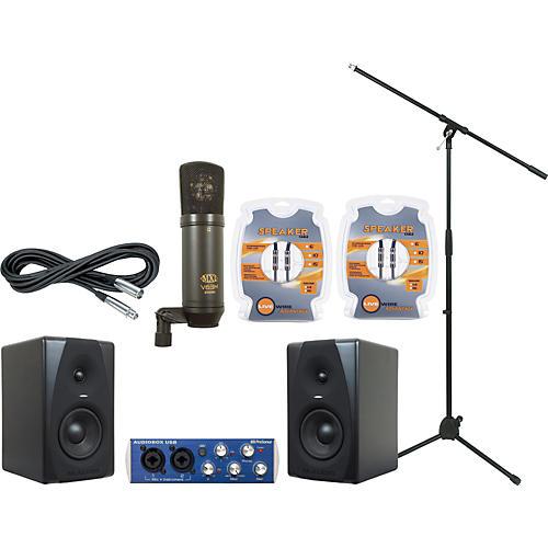 M-Audio Presonus AudioBox and M-Audio CX5 Recording Package