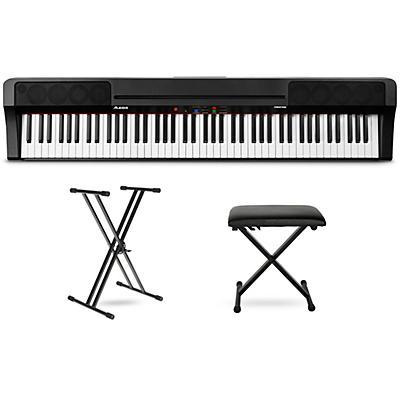 Alesis Prestige 88-Key Digital Piano Package