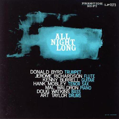 Alliance Prestige All-Stars - All Night Long