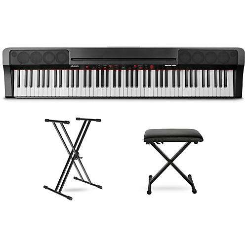 Alesis Prestige Artist 88-Key Digital Piano Package Essentials