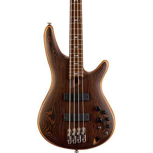 Ibanez Prestige SR5000 4-String Electric Bass Guitar Natural
