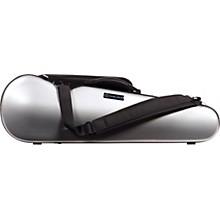 Prestige Series Shaped Carbon Fiber Violin Case 4/4 Size Pewter