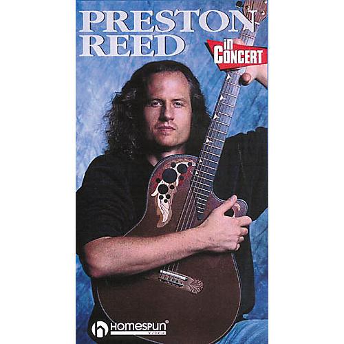 Hal Leonard Preston Reed in Concert Video