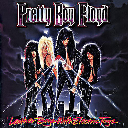 Alliance Pretty Boy Floyd - Leather Boyz with Electric Toyz