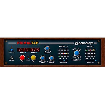 Soundtoys PrimalTap 5 Software Download