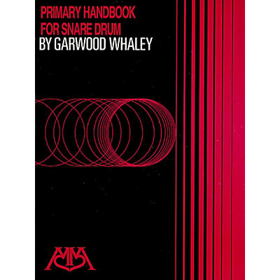 Meredith Music Primary Handbook For Snare Drum (Book/Online Audio)