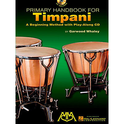Meredith Music Primary Handbook For Timpani Book/CD