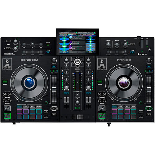 Denon DJ Prime 2 Standalone 2-Channel DJ Controller Condition 1 - Mint