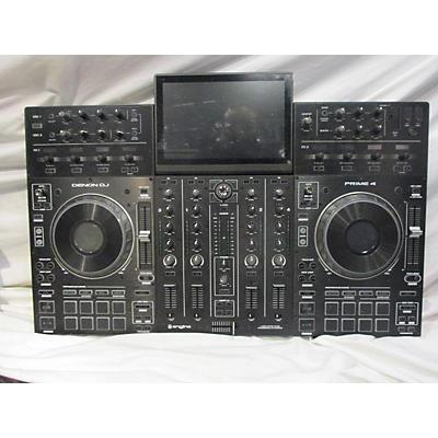 Denon DJ Prime 4 DJ Controller