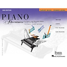Faber Piano Adventures Primer Level - Theory Book - Original Edition Faber Piano Adventures Series Book by Nancy Faber