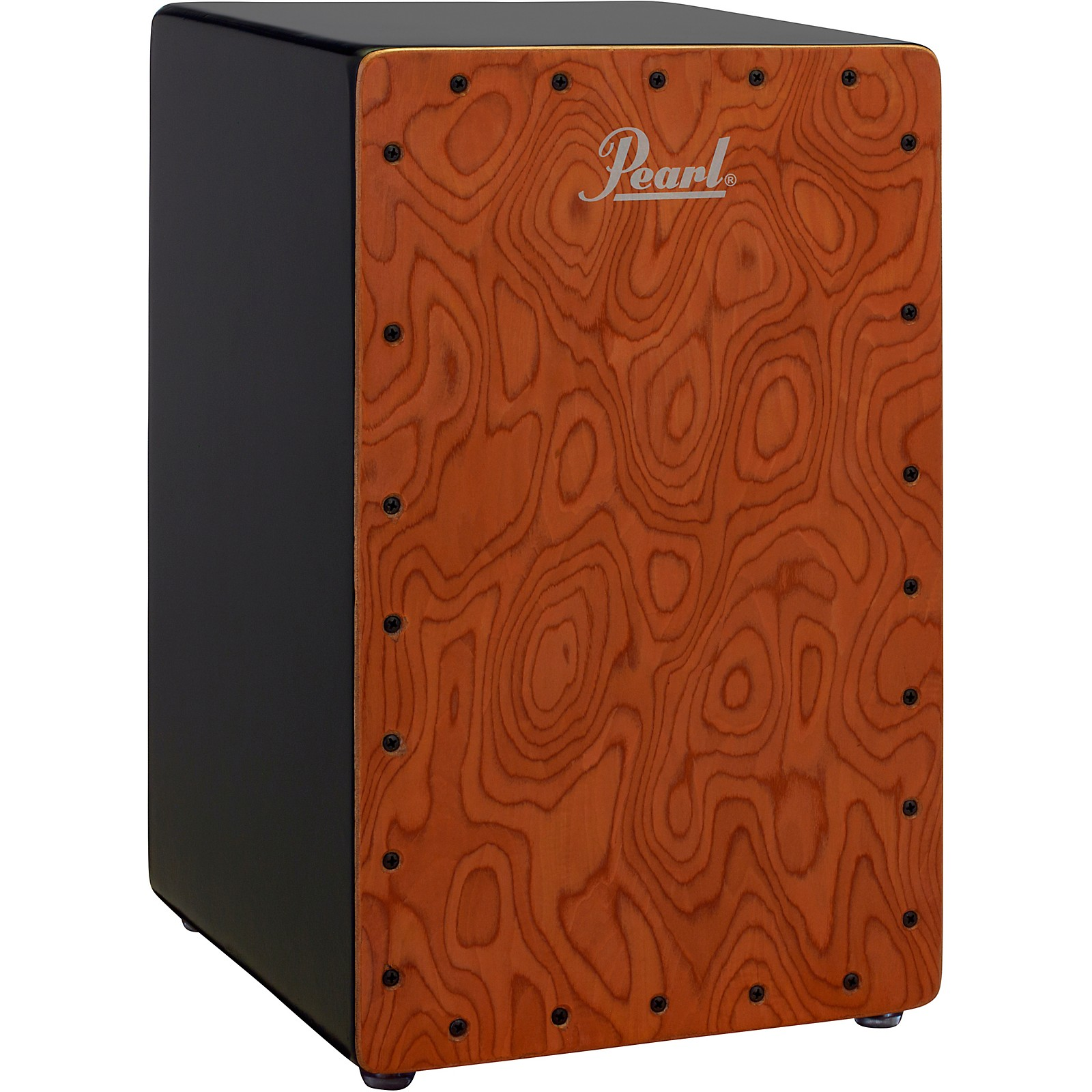 Pearl Primero Cajon with Figured Cherry Faceplate