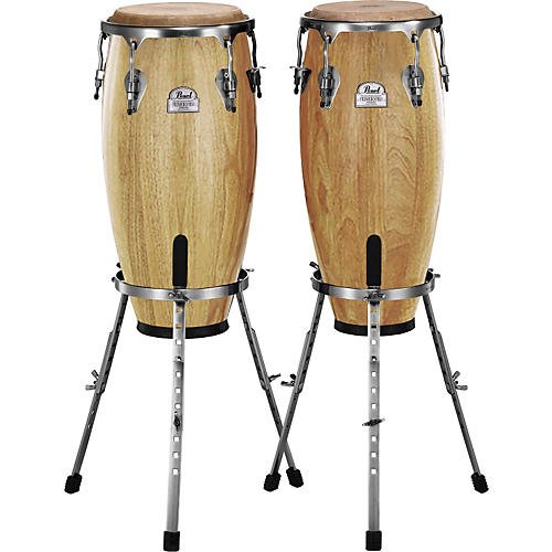Pearl Primero Conga Set with Basket Stands