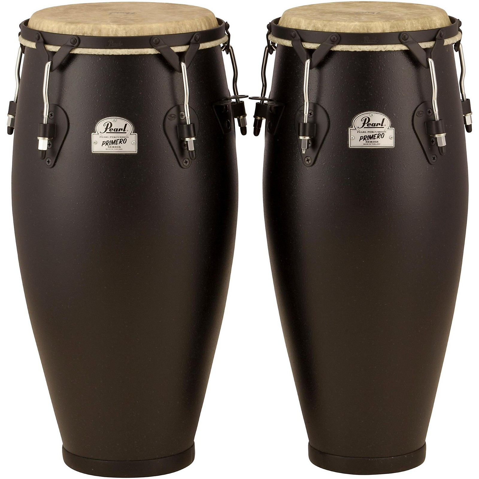 Pearl Primero Field Percussion Fiberglass Conga Set