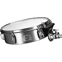 Open Box Pearl Primero Steel Timbale with Tom Mount