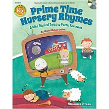 Hal Leonard Primetime Nursery Rhymes - A Mini-Musical Twist to Poetic Favorites Performance Kit