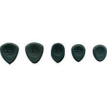 Primetone 3-Pick Players Pack 3 MM Guitar Picks Large Round Tip