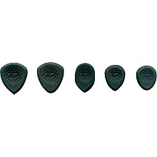 Primetone 5mm Guitar Picks 3-Pack Large Round Tip