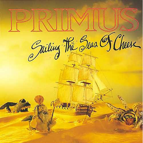 Alliance Primus - Sailing the Seas of Cheese