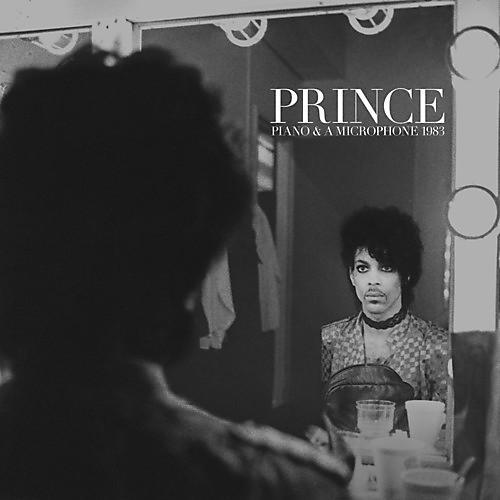 Alliance Prince - Piano & A Microphone 1983