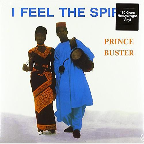 Alliance Prince Buster - I Feel The Spirit