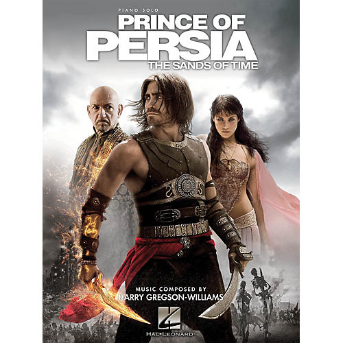 Hal Leonard Prince Of Persia - The Sands Of Time For Piano Solo