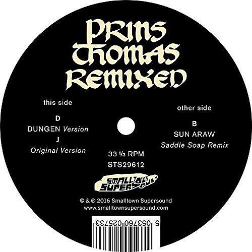 Alliance Prins Thomas - Dungen/Sun Araw Remixes