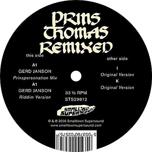 Alliance Prins Thomas - Gerd Janson Remixes
