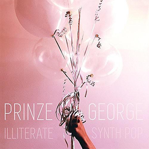 Alliance Prinze George - Illiterate Synth Pop