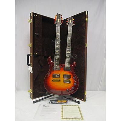 PRS Private Stock Brazilian Custom 24 6/12 Double Neck Solid Body Electric Guitar