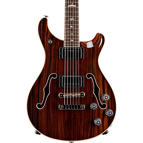 PRS Private Stock Hollowbody II McCarty 594 Macassar Ebony Top Electric Guitar