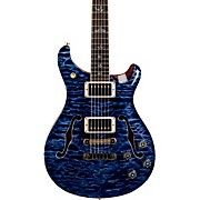 Private Stock McCarty 594 Hollowbody II Electric Guitar Faded Indigo