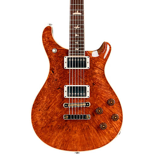 PRS Private Stock McCarty 594 with Redwood Burl Top, Black Limba Back and Brazillian Rosewood Neck Electric Guitar Natural
