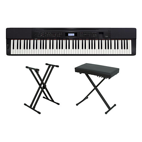 Casio Privia PX-350 Digital Piano with Bench and Stand