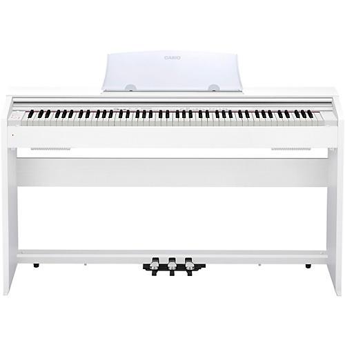 Casio Privia PX-770 Digital Piano White