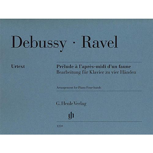 G. Henle Verlag Prélude à l'après-midi d'un faune Henle Music Folios Series Softcover